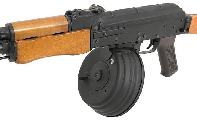 Страйкбольный пулемет отечественного образца CM052S (CYMA)