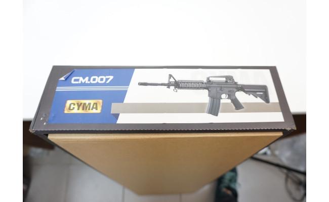 Страйкбольный автомат CM007 M4 RIS (CYMA)