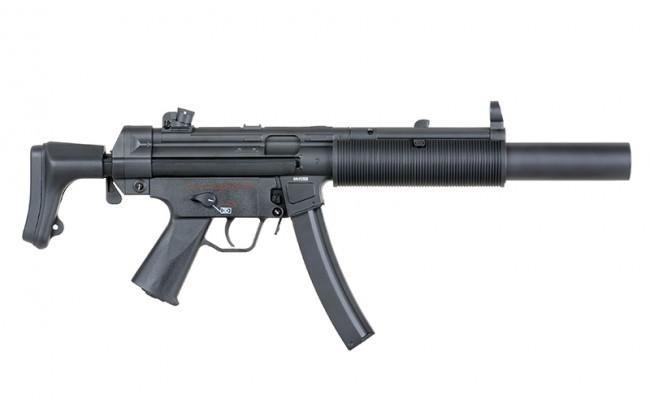 Страйкбольный автомат CM049SD6 MP5SD6 (CYMA)