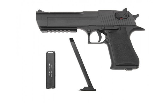 Страйкбольный пистолет CM121 DESERT EAGLE (CYMA)