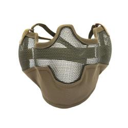 Маска защитная WS20145G с ушами Green