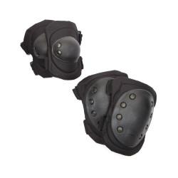 Наколенники+налокотники WS20153B SWAT Black
