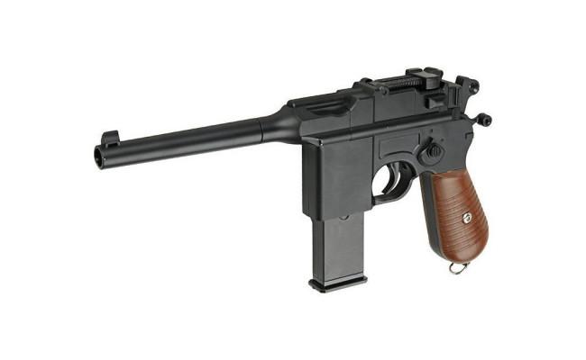 Страйкбольный пистолет G.12 Mauser (Galaxy)