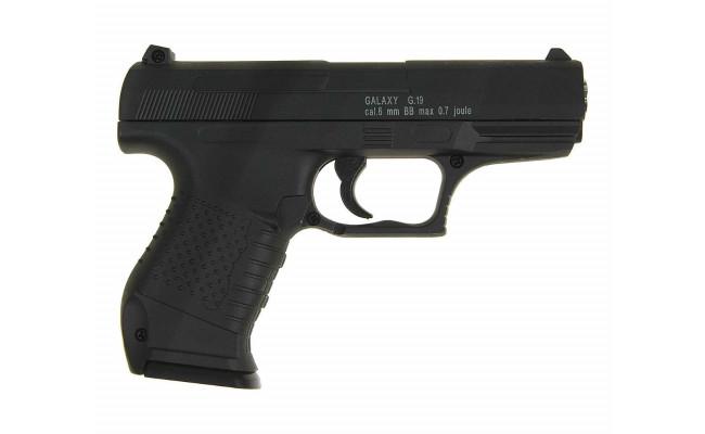 Страйкбольный пистолет G.19 Walther P99 (Galaxy)