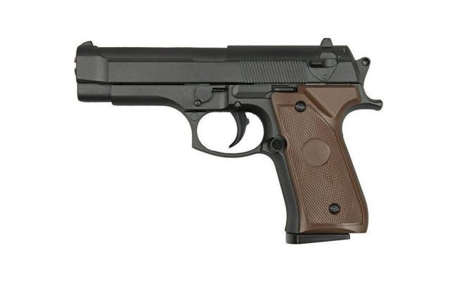 Страйкбольный пистолет G.22 Beretta 92 mini (Galaxy)