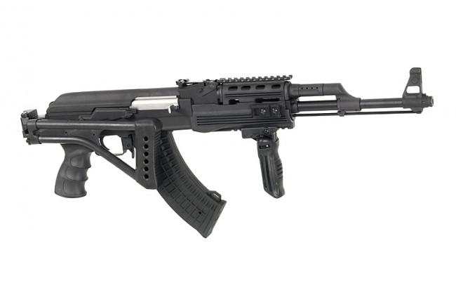 Страйкбольный автомат CM028U U Tactical (CYMA)