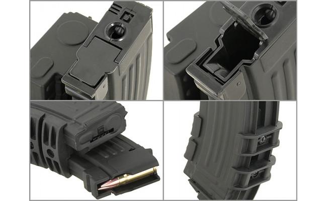 Магазин бункерный спарка C14  с электроподайчей 1000ш (CYMA)