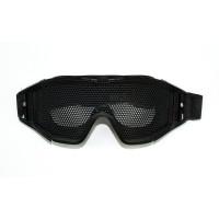 Маска защитная сетчатая маска для глаз Desert Locust Black