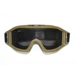 Защитная сетчатая маска для глаз Desert Locust Tan