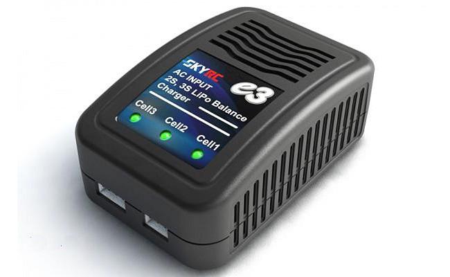 Зарядное устройство E3 для LiPo с балансиром (SkyRc)