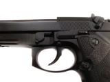 Страйкбольный пистолет M9VE, Gas, черный (KJW)