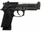Страйкбольный пистолет M9 IA, CO2, черный (KJW)