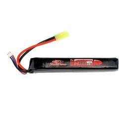 Аккумулятор 2600mah 7.4V 20C 130x20x25.5мм (Storm Power)