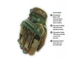 Перчатки Mechanix M-Pact Woodland, XL (Mechanix)