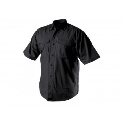 Рубашка BlackHawk Performance Cotton Tactical Shirt, черная, L (BlackHawk)