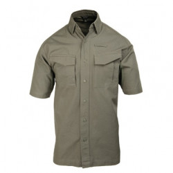 Рубашка BlackHawk Performance Cotton Tactical Shirt, олива, L (BlackHawk)