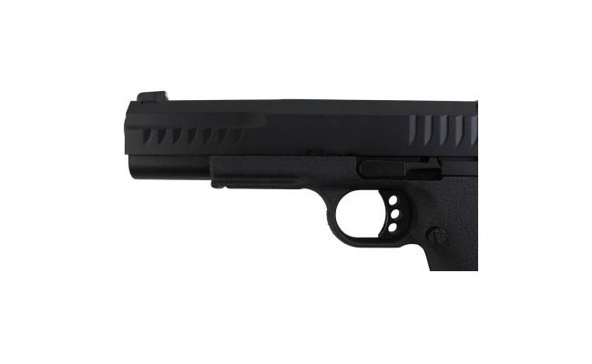 Страйкбольный пистолет Colt KP-08, Gas (KJW)