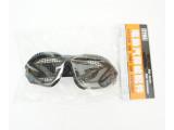 Очки защитный сетчатые HY-042, черные (Cyma)