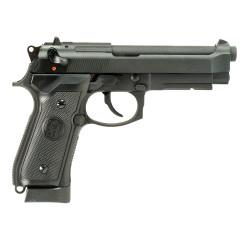 Страйкбольный пистолет M9A1, GAS, черный (KJW)
