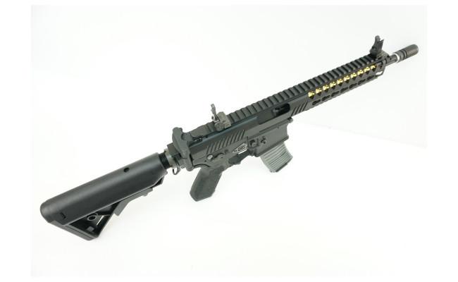 Страйкбольный автомат AVALON GLADIUS AEG DX BK (VFC)