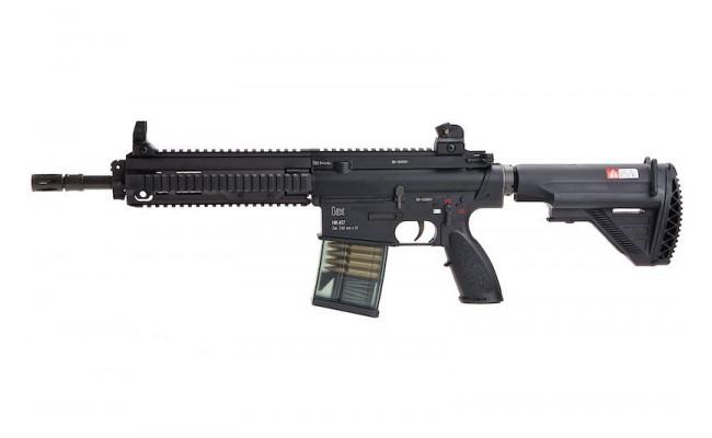 """Страйкбольный автомат HK417 12"""" AEG (VFC)"""