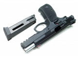 Страйкбольный пистолет CZ SP-01 Shadow GBB (KJW)