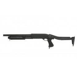 Страйкбольный дробовик CM352M Remington M870 compact складной приклад (CYMA)