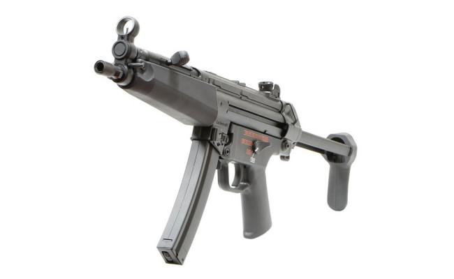 Страйкбольный автомат MP5A5 AEG (Zinc DieCasting Version) (VFC)