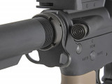Страйкбольный автомат Colt M4A1 RIS II FSP AEG(FDE) (VFC)