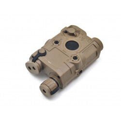 AN/PEQ15Battery Case Tan (VFC)