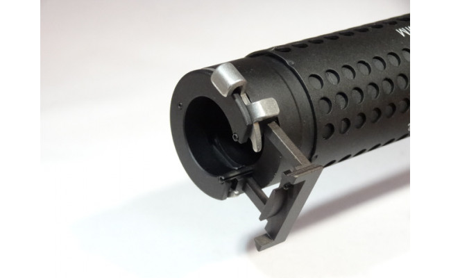 KAC Type M4 QD Barrel Extension (Flash Hider included) (VFC)