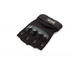 Перчатки безпалые черные Gongtex XL