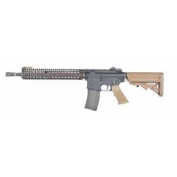 Страйкбольный автомат M4A1 RIS II AEG(FDE) (VFC)