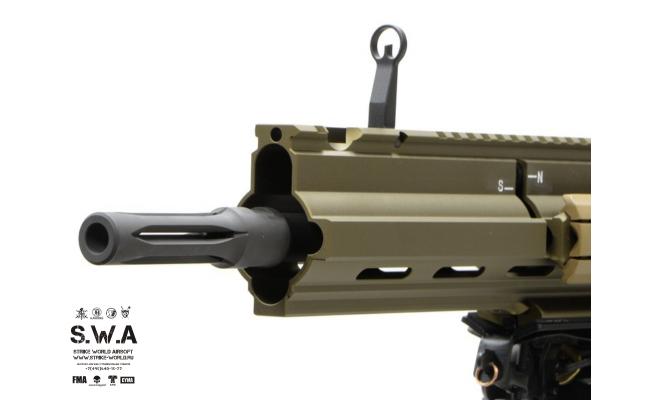 Страйкбольный автомат G28 AEG DX (TN) (VFC)