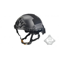 Шлем FMA Ballistic High Cut XP Helmet BK (L/XL) (FMA)