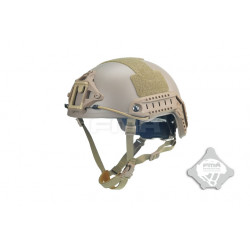 Шлем FMA Ballistic High Cut XP Helmet DE (L/XL) (FMA)