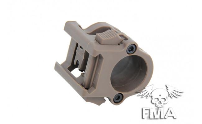 Крепление для фонаря FMA .830'RING LIGHT MOUNT DE (FMA)