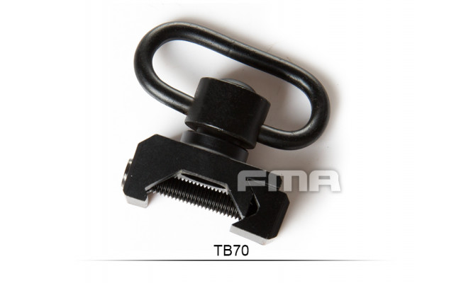 Антабка на RIS цевье FMA DD Sling Swivel FOR 1913 (FMA)