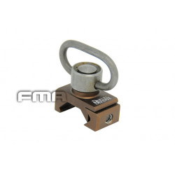 Антабка на RIS цевье FMA DD Sling Swivel FOR 1913 DE (FMA)