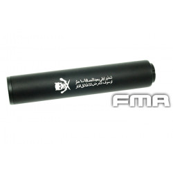 "Трассерная насадка FMA Full Auto Tracer ""pirates""-14mm Silencer (TYPE-1) (FMA)"