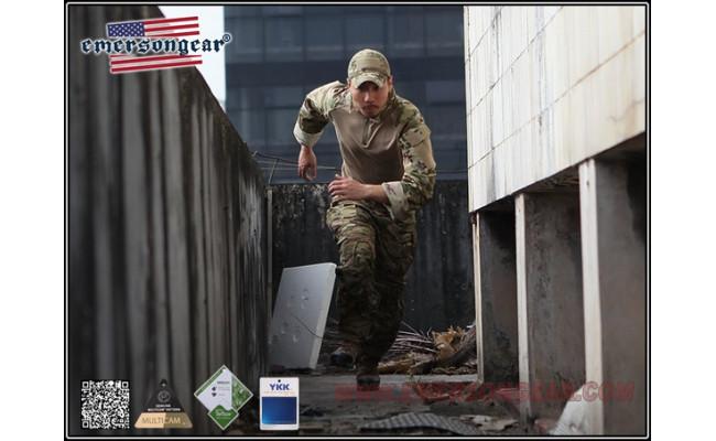 Тактическая рубашка blue label G3 Combat Shirt/Muticam-L (EmersonGear)