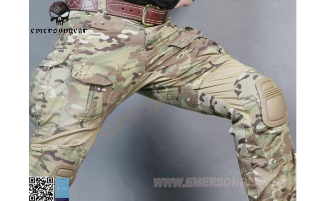 Брюки G3 Combat Pants-Advanced Version 2017/MC-32W (EmersonGear)