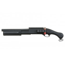 Страйкбольный дробовик CM357AMBK Remington M870 металл BK (CYMA)