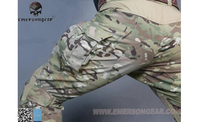 Брюки G3 Combat Pants-Advanced Version 2017/MC-38W (EmersonGear)