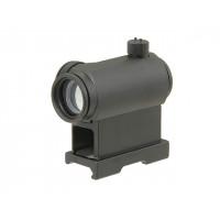 Коллиматорный прицел T1 Red Dot Scope w /QD Mount/BK (EmersonGear)