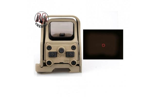 Коллиматорный прицел 553 Red Dot Scope/TAN (EmersonGear)