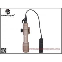 Фонарь SF Style M600C LED WeaponLight -TAN (EmersonGear)