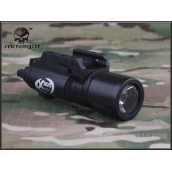 Фонарь X300 Flashlight -BK (EmersonGear)