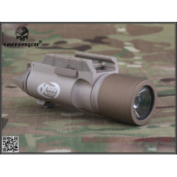 Фонарь X300 Flashlight -DE (EmersonGear)