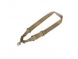 Ремень одноточечный Single point bungee sling TAN (EmersonGear)
